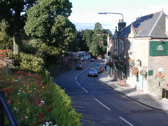 Bridge Road, Colinton Village